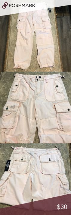 Pink Polo Jeans cargo pants NWT sz 12 Bundle 3 of more & save! Polo by Ralph Lauren Pants