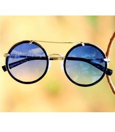 2a97d33f00e Buy Sunglasses Blue Full Round Fancy at Lowest Price - SUBLFU21566QFK13184