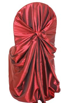Taffeta Self Tie chair covers rental 718-744-8995, www.newyorksublimeevents.com Chair Cover Rentals, Chair Ties, Spandex Chair Covers, Sash, Color, Style, Swag, Colour, Outfits