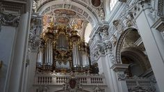 Passau, Germany. The largest organ in Europe! | Ashley Colburn Productions