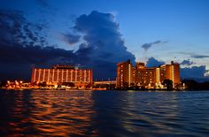 Someday I'm staying here!  Bay Lake Tower and the Contemporary Resort