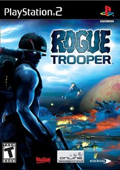 Rogue Trooper for Playstation 2, Xbox One, Elite Squad, Free Pc Games, Brothers In Arms, Games For Teens, Xbox Games, Epic Games, Dvd