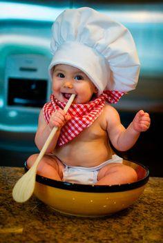 vamos cozinhar