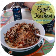 Egypt - Koshari