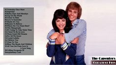 The Carpenters greatest hits full album | Best Songs Of The Carpenters