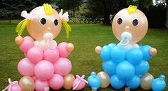 Baby Shower   Balloon Decorations Ek2partydelights