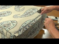 Upholstery Tack Strip Demo - How to Use - YouTube