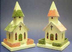iglesia y sus moldes