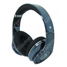 Monster Beats By Dr Dre High Performance Headphones Plated - Rifle