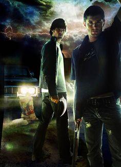 SupernaturaL: Sam & Dean