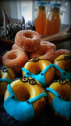 Donuts, minions