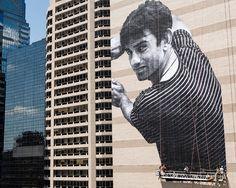 JR (2015) - Philadelphia (USA)