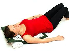 Nayoya Acupressure Mat for Back Pain Relief Got one for Christmas. LOVE IT!