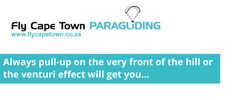 Here's a great paragliding tip for the beginner pilots. https://flycapetown.co.za/