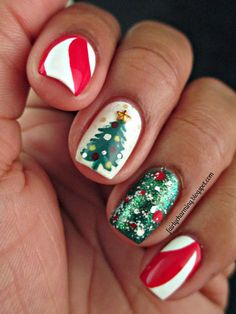 Fairly Charming: Peppermint Twists and A Tree... Oh My!