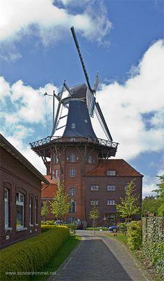 Mühle in Dornum Westeraccum