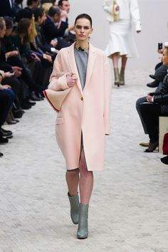 obsessed with the pastels at Celine aw13