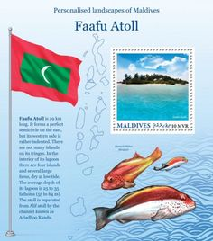 MLD16217b Maldives, Stamps, The Maldives, Seals, Postage Stamps