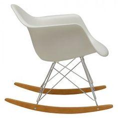 Silla Vitra Eames Plastic Armchair DAX :: Moises Showroom
