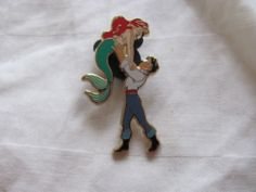 Disney Trading Pin 41718 DLRP Ariel Eric Dancing | eBay