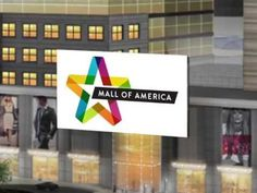 Mall of America identity system by Duffy & Partners