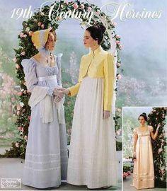 Ladies' Regency / Early 1800s era Dress & Jacket S9221 Sewing Pattern | eBay