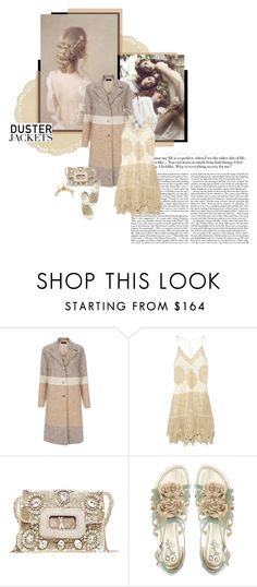 """How to style the Duster Jacket"" by gothicity ❤ liked on Polyvore featuring Warehouse, Paul Smith, Antik Batik, Marchesa, Seychelles, polyvorecontest and dusterjacket"