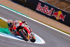 From Vroom Mag... Gran Premio Red Bull de España, Jerez - Day one roundup: MotoGP, Moto2, Moto3