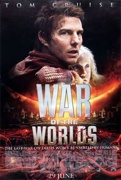 War Of The Worlds (2005) Ray is a divorced dockworker whose children are staying with him when a fleet of spaceships appears. Forced to become the protective father he's never been, Ray scrambles to usher his kids to safety in this loose adaptation of H.G. Wells's novel. Tom Cruise, Dakota Fanning, Miranda Otto...9a