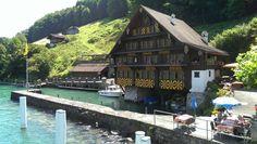 Wirtshaus Treib, Seelisberg, Uri, Switzerland