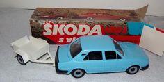 ŠKODA 120L s vlekem - 1985 | Aukro Old Toys, Vintage Toys, Smartphone, Retro, Car, Old Fashioned Toys, Automobile, Retro Illustration, Autos