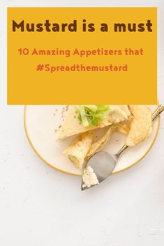 10 amazing appetizer that will have your guests coming back for more! Rub Recipes, Great Recipes, Best Appetizers, Appetizer Recipes, Christmas Recipes, Dip, Mustard, Dressing, Entertaining