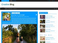 Imaginative Blog is an amazingly innovative WordPress topic to make your very own blog webpage effectively. This subject absolutely concentrates on the elements which you may require for blogging destinations....