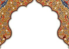 Persian Eastern Style Art Wallpapers as seen on the HBO series Boardwalk Empire Arabesque, Motif Oriental, Turkish Design, Home Wallpaper, Quran Wallpaper, Cut Out Shapes, Borders And Frames, Paper Background, Golden Background