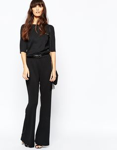 Stunning and classic jumpsuit. The shape and open back makes it stand out. Find it here: http://asos.do/wUWjkq