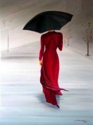 peinture moderne contemporaine parapluie - Recherche Google