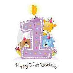 Happy 1st birthday birthday cards wishes images lines messages girls happy first birthday card yahoo image search results bookmarktalkfo Choice Image