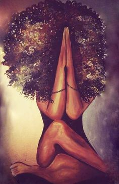 Black Love Art, Black Girl Art, Black Girl Magic, Art Girl, Black Girls, Black Art Painting, Black Artwork, African American Art, African Art