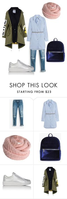 """""""#30/1"""" by dilara-sadr on Polyvore featuring мода, White House Black Market, Topshop Unique, Boohoo, Prada Sport, Moschino, trends, stylist, embroidery и pretacover"""
