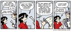 "PHD Comics: Now ""You need help with the homework NOW? Phd Comics, Funny Facebook, Education Humor, Academic Writing, English Literature, School Humor, Higher Education, Thesis, Homework"