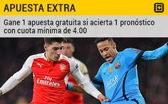 el forero jrvm y todos los bonos de deportes: bwin bono 50 euros Barcelona vs Arsenal champions ...