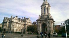 Trinity College, seeing Dublin like a local