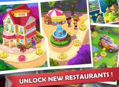 Cooking Madness MOD APK Hack Cheats Unlimited Diamonds, Energy Fun Cooking Games, Restaurant Game, Stone Game, Big Fish Games, Management Games, Point Hacks, Game Resources, Game Update, Level Up