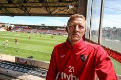 Dean Moxey Exeter City, Dean, Polo Shirt, Polo Ralph Lauren, Football, Sports, Mens Tops, Futbol, Polos