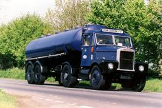 Scammell Highwayman Vintage Trucks, Old Trucks, Classic Trucks, Classic Cars, Automobile, Old Lorries, Road Transport, Watford, Commercial Vehicle