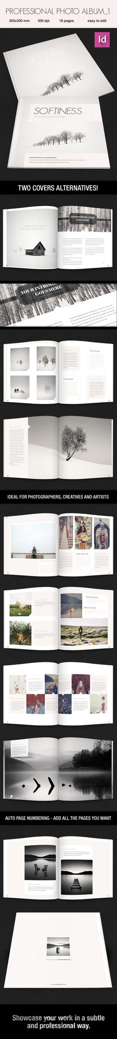 Professional Photo album_1 on Behance