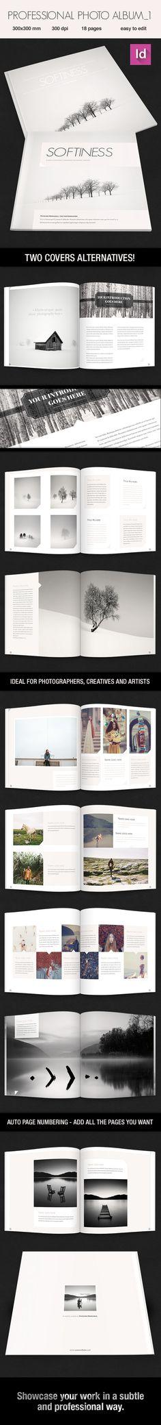 Professional Photo album_1 on Behance