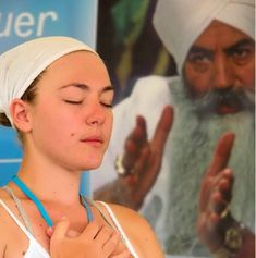 Moving out of grief and eating disorders with Kundalini Yoga: Ad Purkh Kaur Kundalini Yoga, Yoga Meditation, Different Types Of Yoga, Diet And Nutrition, Ayurveda, Don't Worry, Grief, Trauma, Disorders