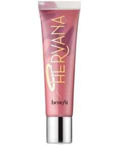 I'm learning all about Benefit BeneFit Ultra Plush Lip Gloss - Hervana at @Influenster!