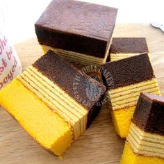 Surabaya Cream Cheese Layer Lapis Cake